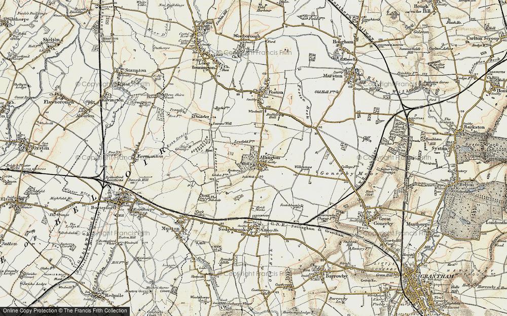 Allington, 1902-1903