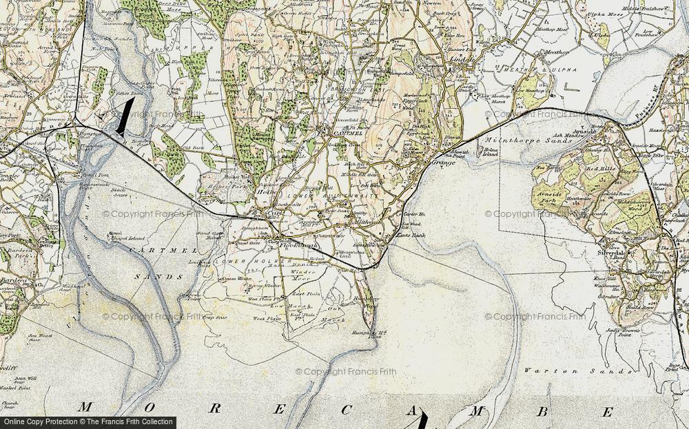 Allithwaite, 1903-1904