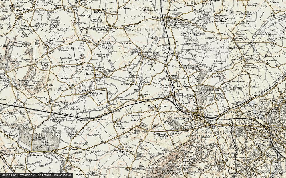 Allscott, 1902
