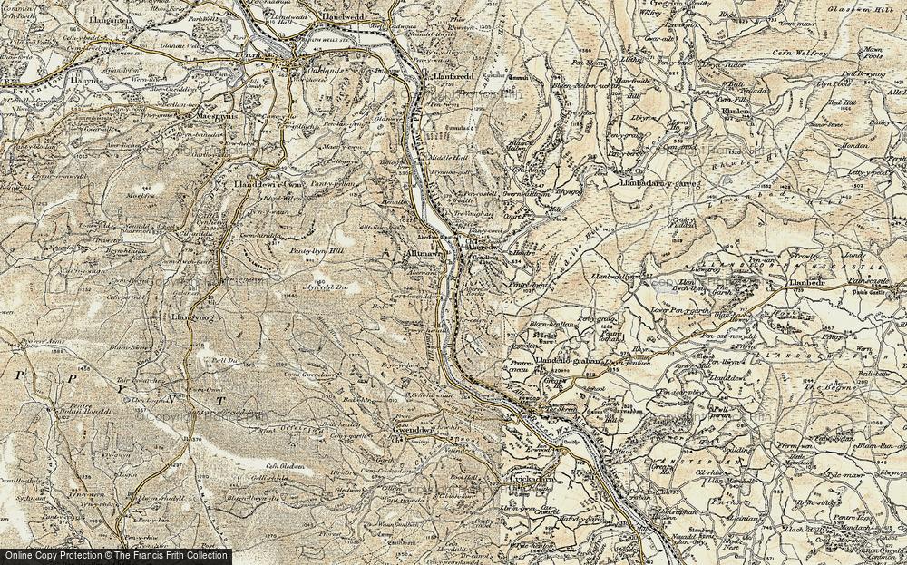 Alltmawr, 1900-1902