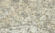 Almeley, 1900-1901