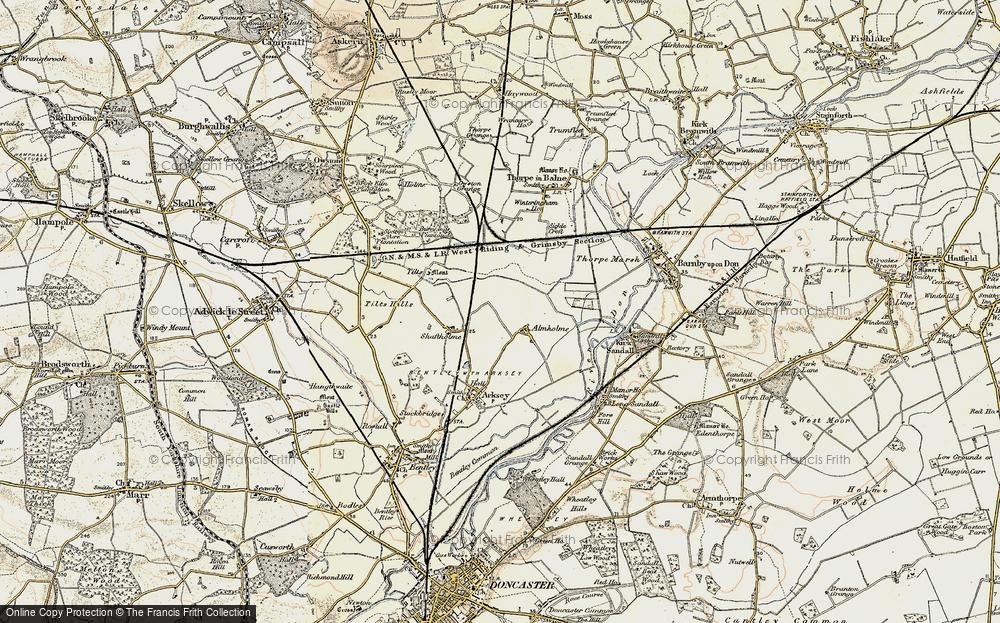 Almholme, 1903