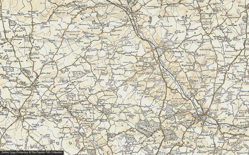 Almshouse Green, 1898-1899