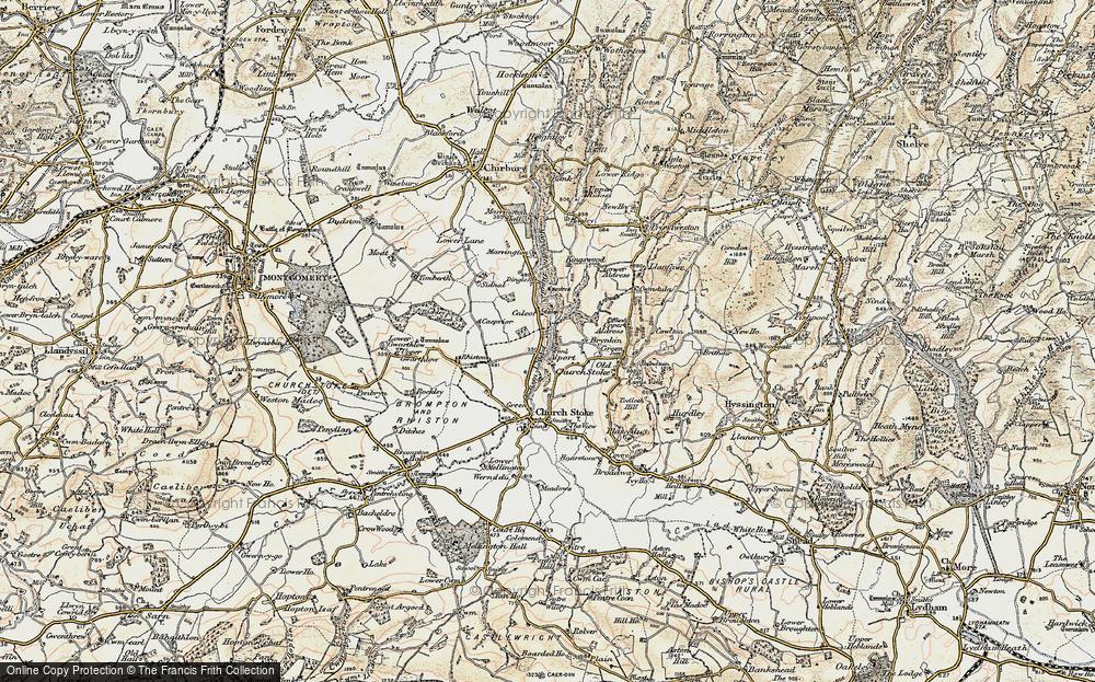 Alport, 1902-1903