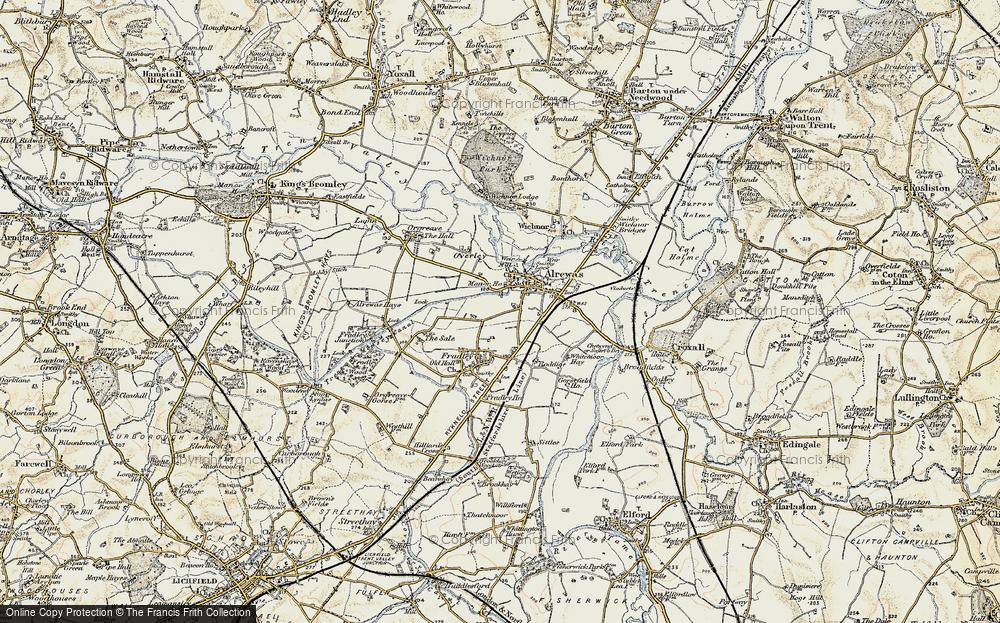 Alrewas, 1902