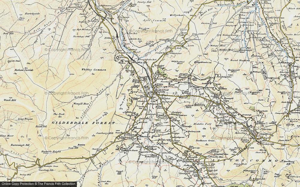 Alston, 1901-1904