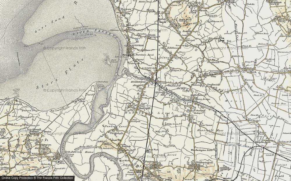Alstone, 1899-1900