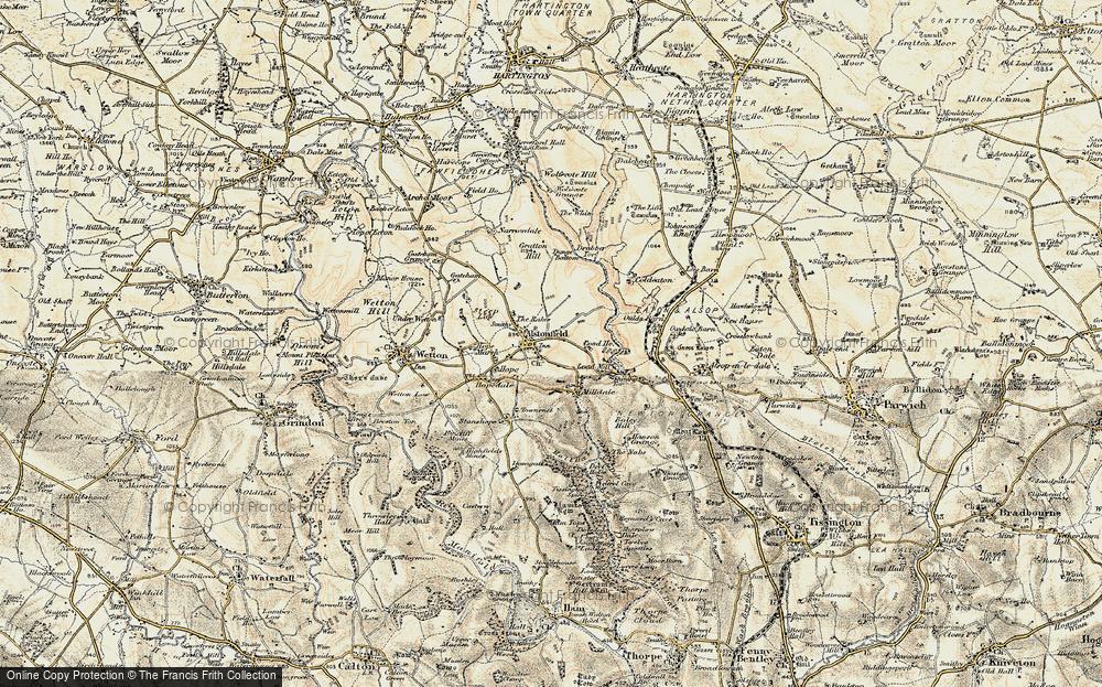Alstonefield, 1902-1903