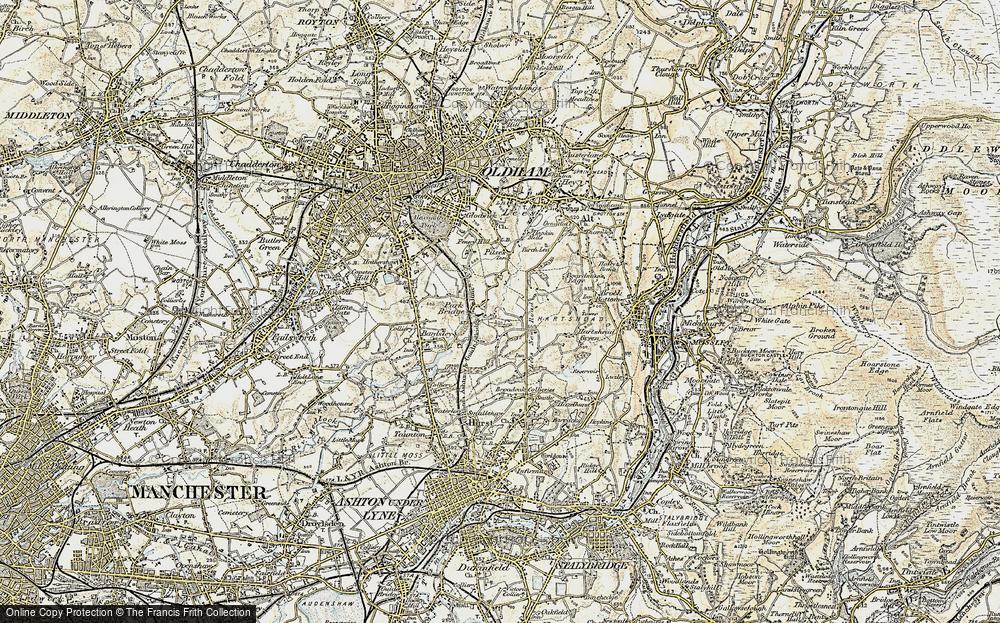 Alt Hill, 1903