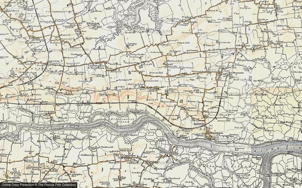Althorne, 1898