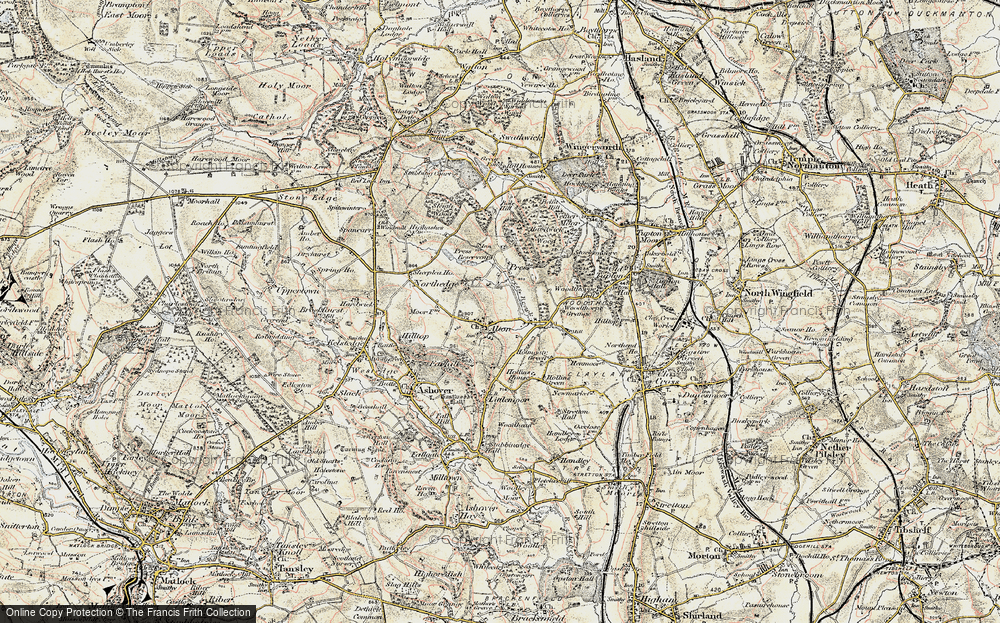 Old Map of Alton, 1902-1903 in 1902-1903