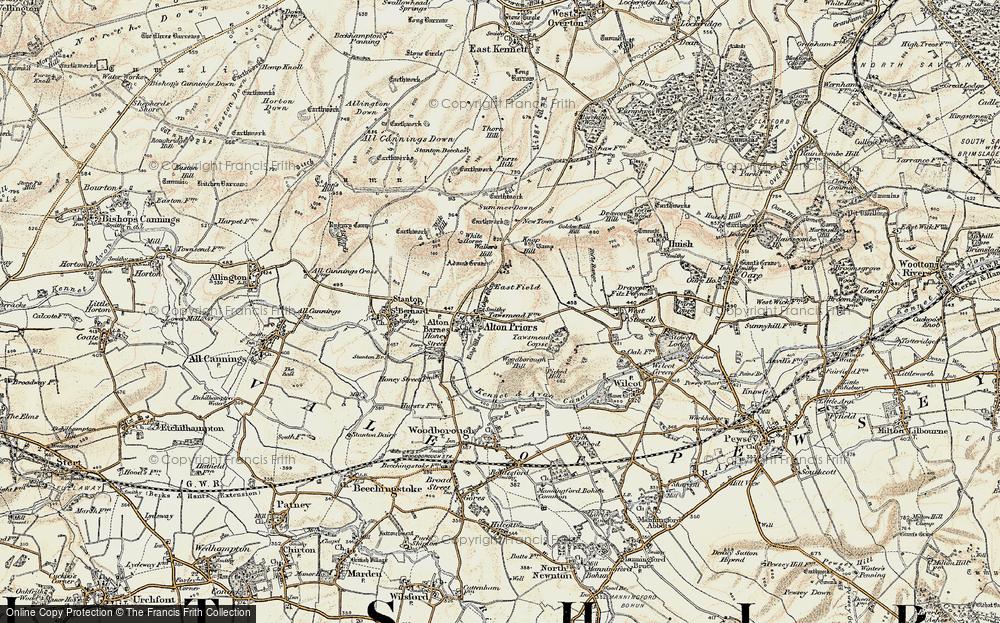 Alton Priors, 1897-1899