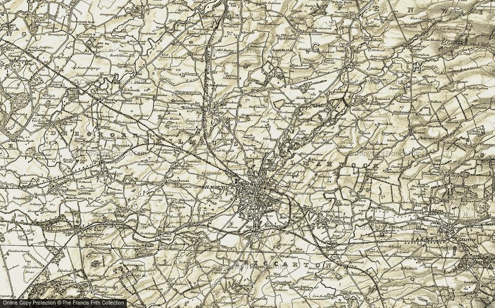 Altonhill, 1905-1906
