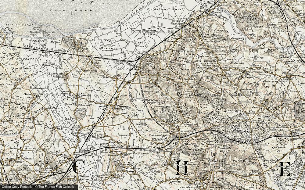 Alvanley, 1902-1903