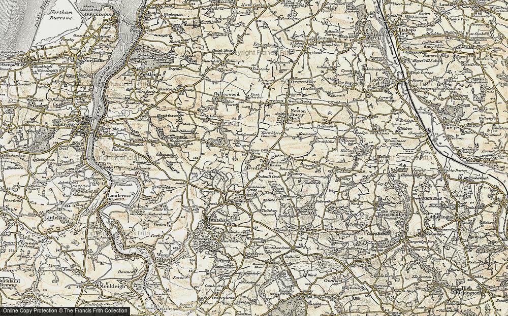 Alverdiscott, 1899-1900