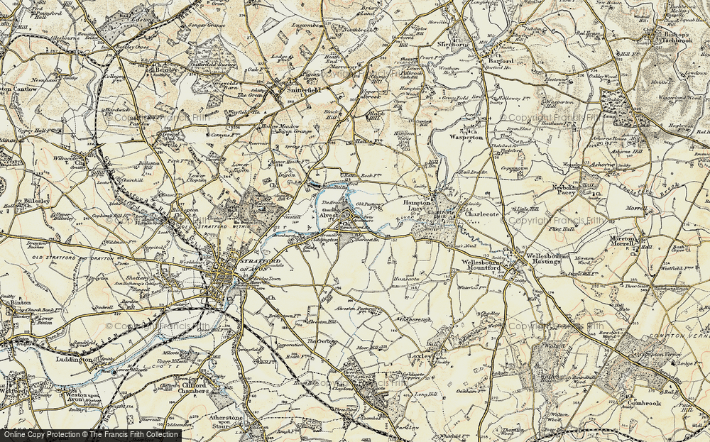 Alveston, 1899-1902