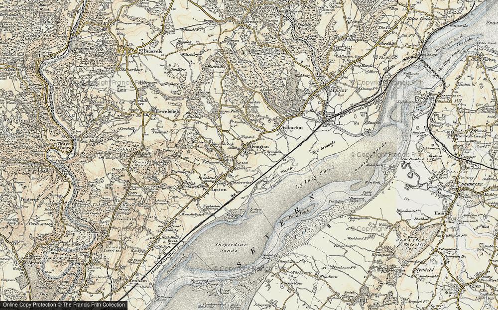 Alvington, 1899-1900