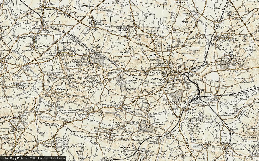 Alvington, 1899