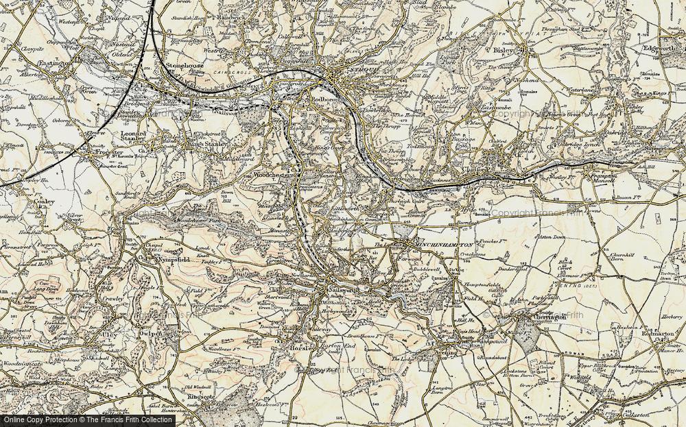 Amberley, 1898-1900