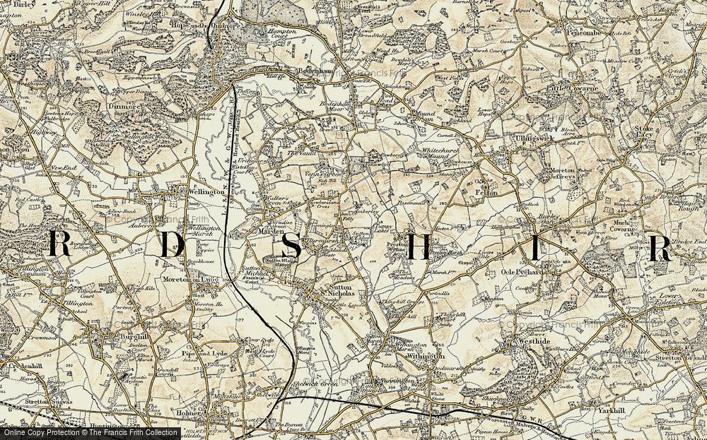 Amberley, 1899-1901