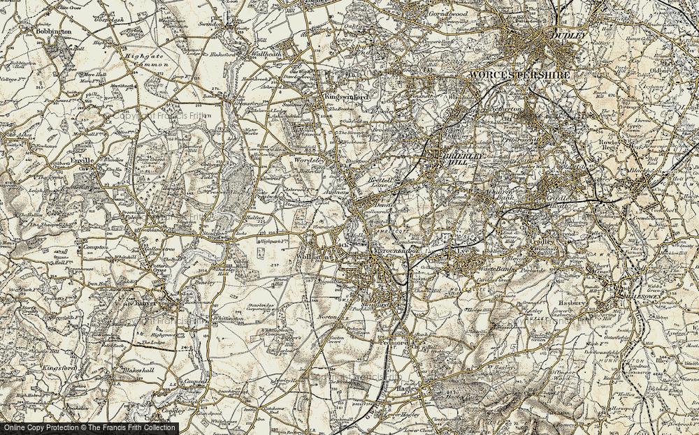 Amblecote, 1901-1902