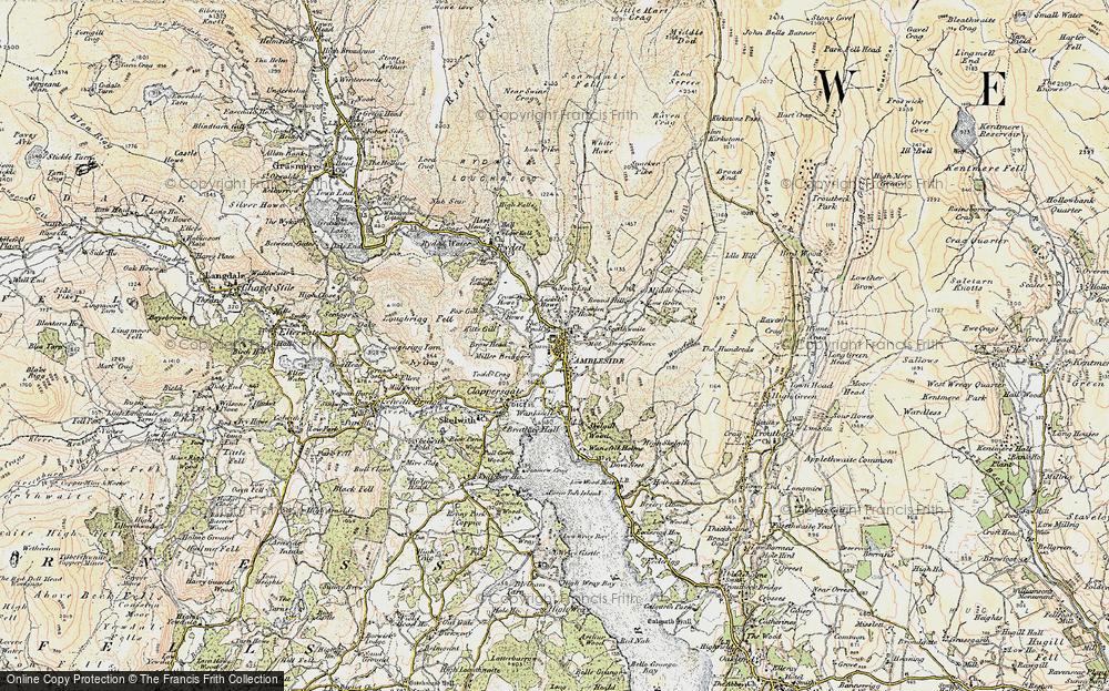 Ambleside, 1903-1904