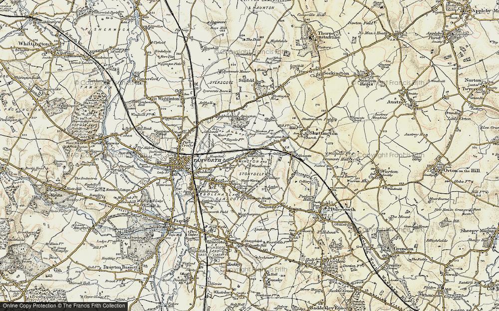 Amington, 1901-1902
