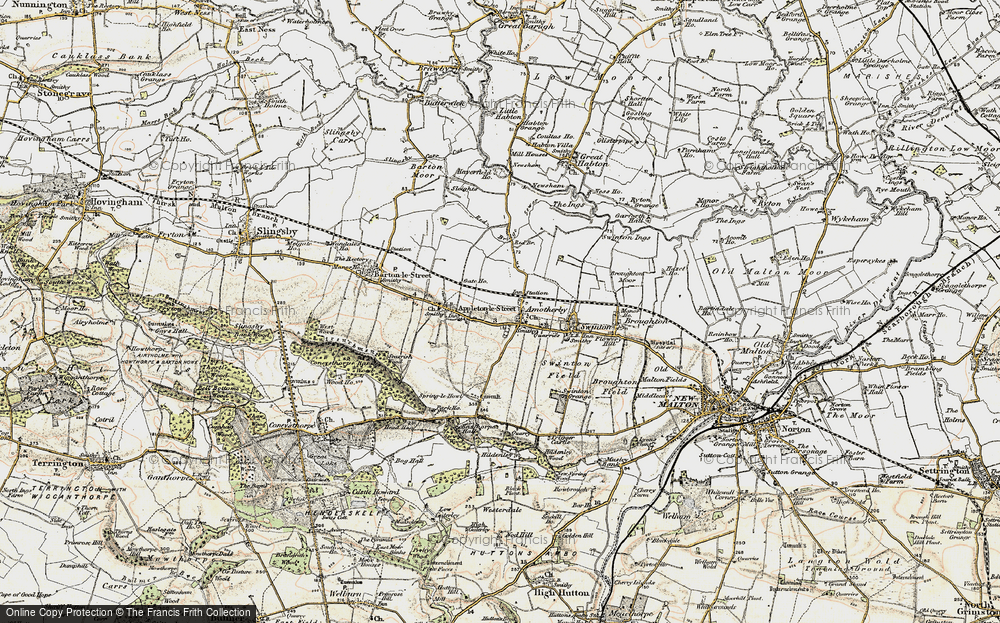 Amotherby, 1903-1904