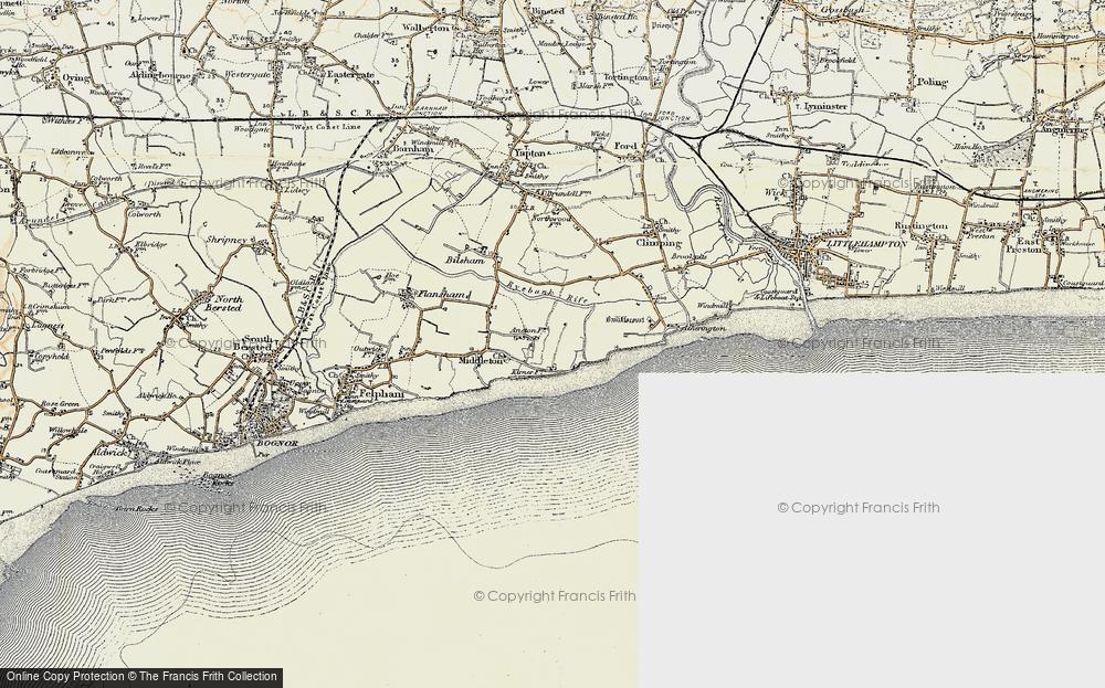 Ancton, 1897-1899