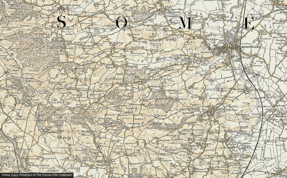 Andersfield, 1898-1900