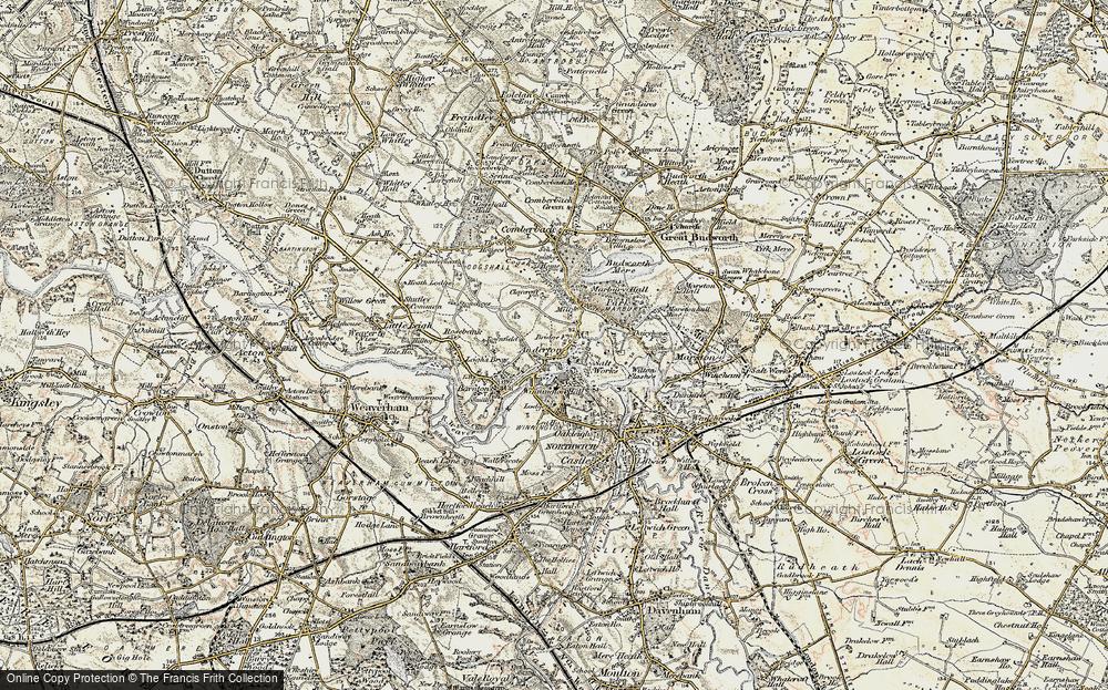 Anderton, 1902-1903