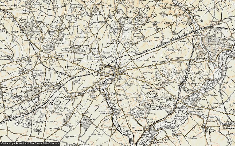 Andover, 1897-1900