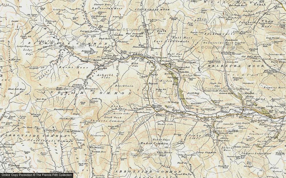 Angram, 1903-1904