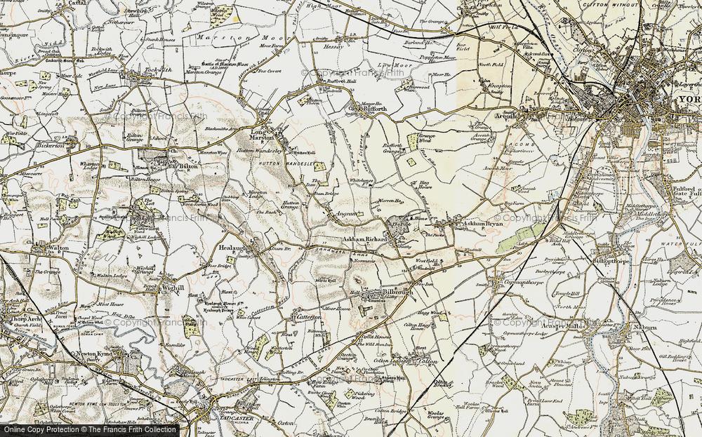 Angram, 1903
