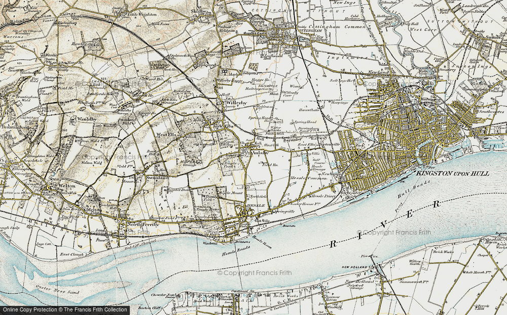 Anlaby, 1903-1908