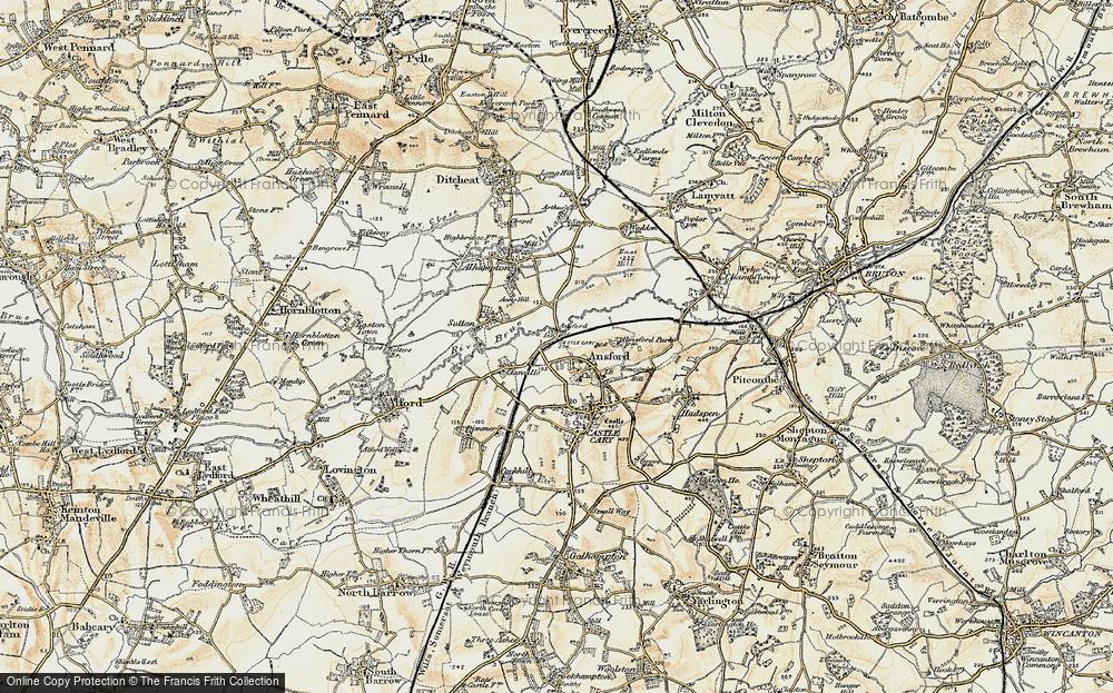 Ansford, 1899