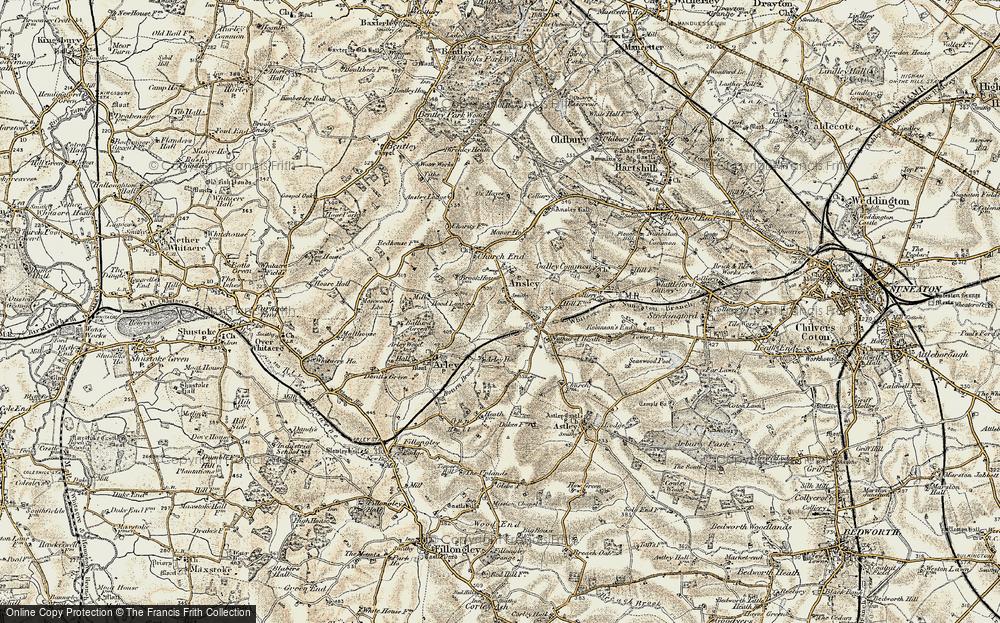 Ansley, 1901-1902