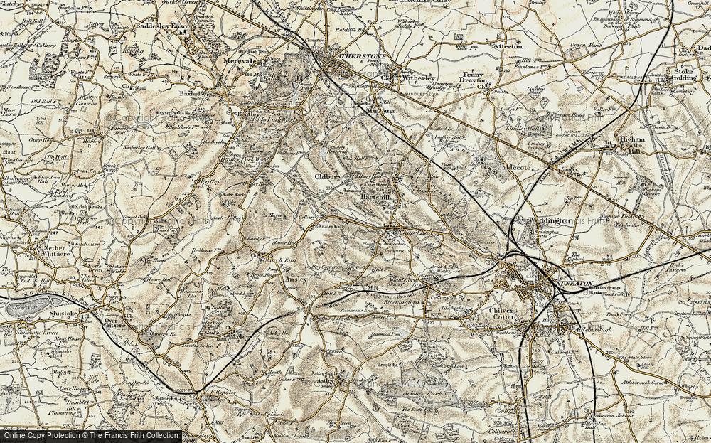 Ansley Common, 1901-1902