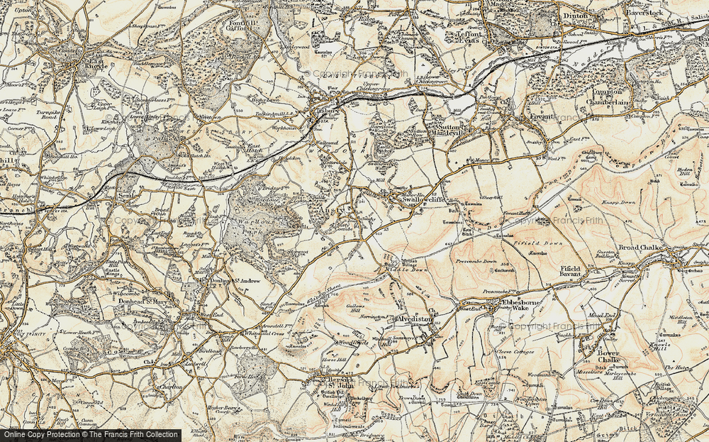 Ansty, 1897-1899