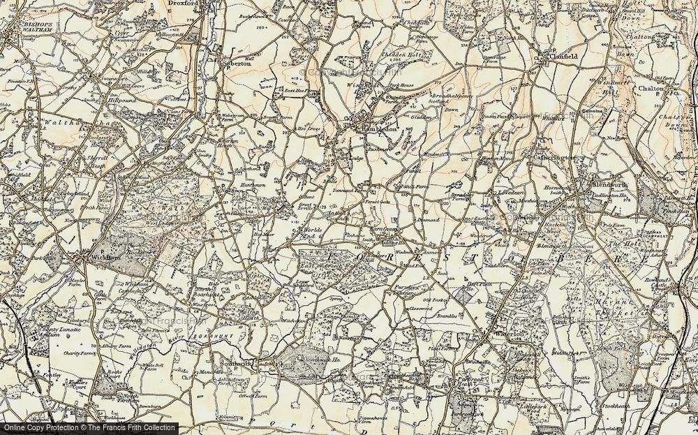 Anthill Common, 1897-1899