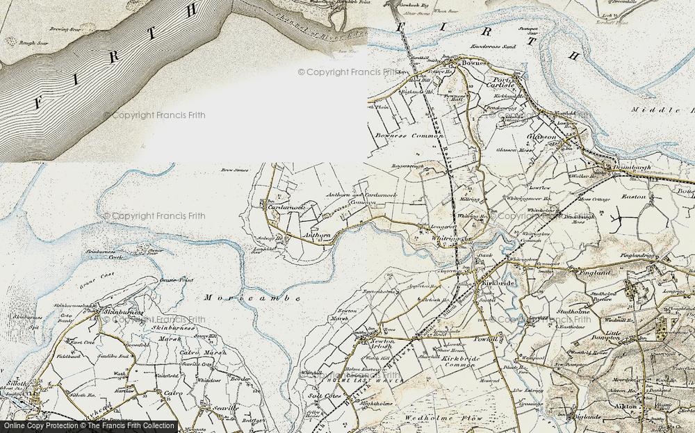 Anthorn, 1901-1904