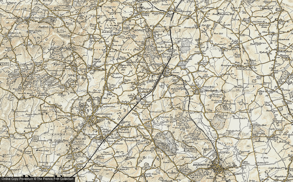 Apes Dale, 1901-1902