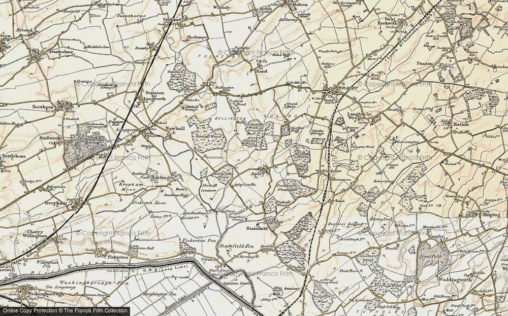 Apley, 1902-1903
