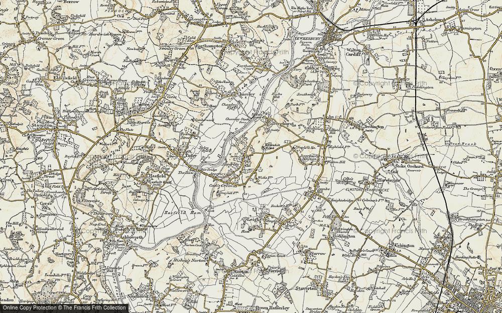 Apperley, 1899-1900