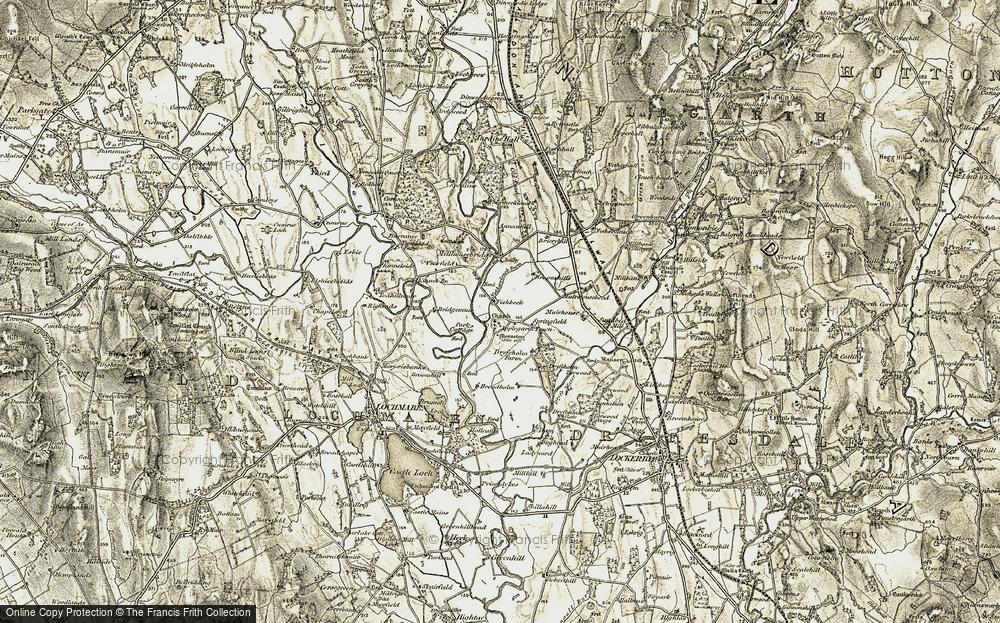 Applegarthtown, 1901-1904
