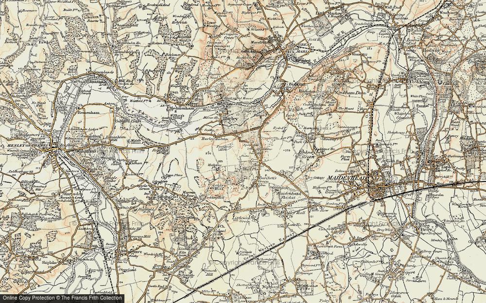 Applehouse Hill, 1897-1909