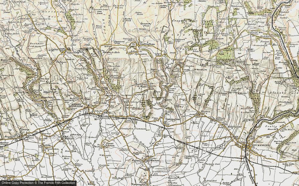 Appleton-le-Moors, 1903-1904
