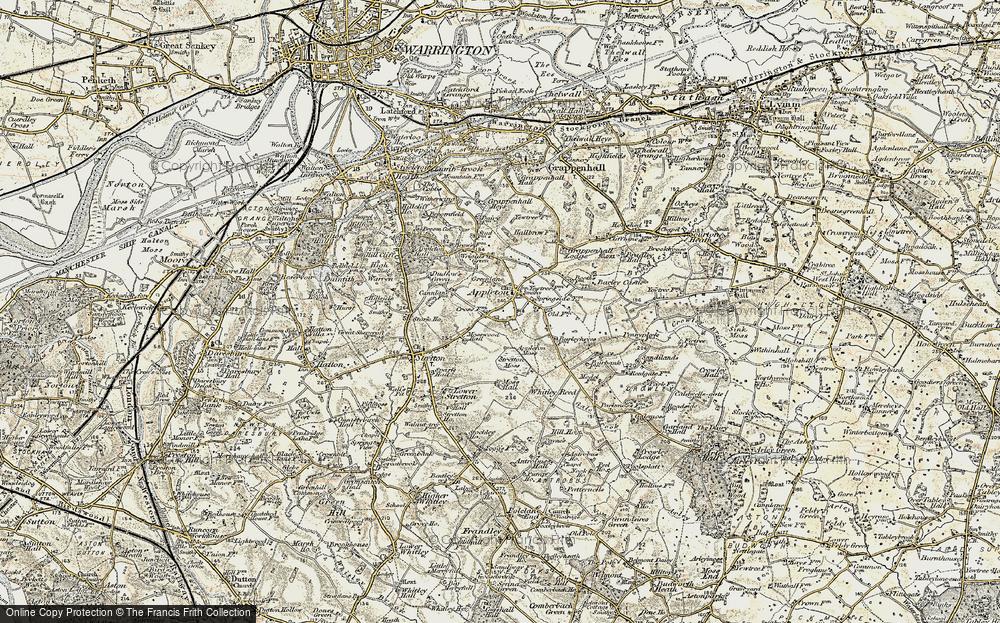 Appleton Thorn, 1902-1903
