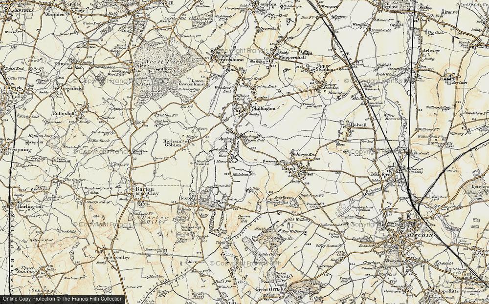 Apsley End, 1898-1899