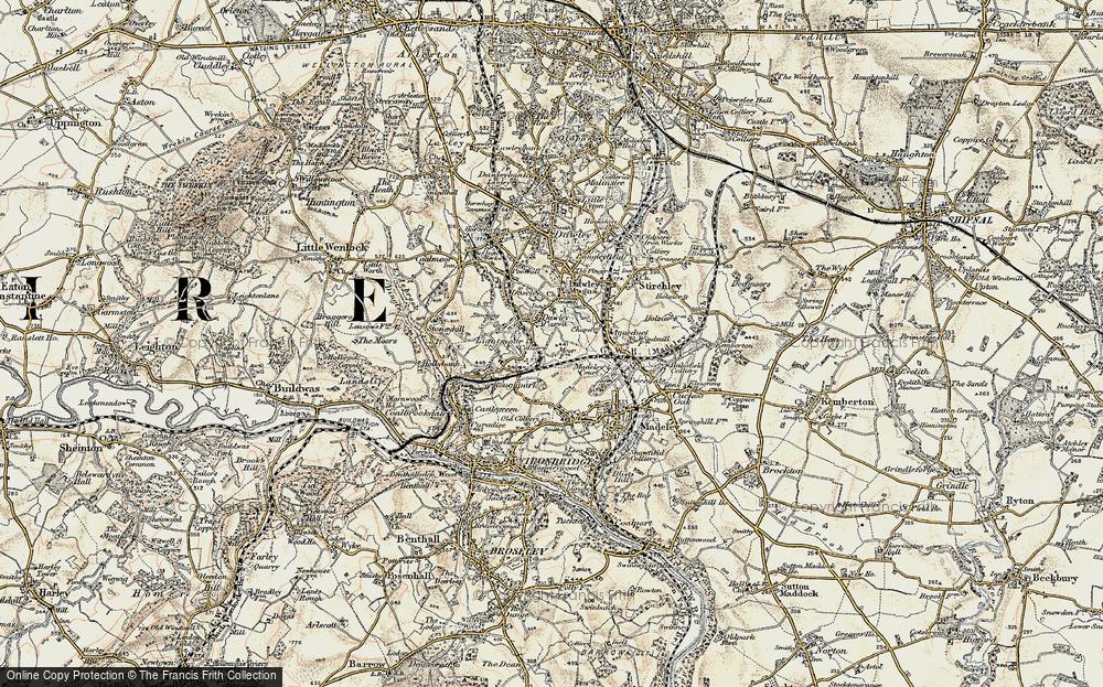 Aqueduct, 1902